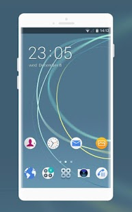 Theme for Sony Xperia XZs HD - náhled