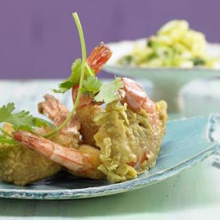 Deep Fried Shrimp.