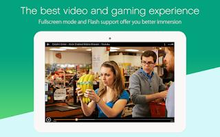 Screenshot of Dolphin - Best Web Browser 🐬