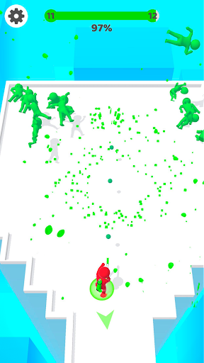 Paintman 3D - Color shooter 1.5 screenshots 6