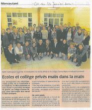 Photo: 2014-01-23 CO Ecoles et collège privés main dans la main.jpg