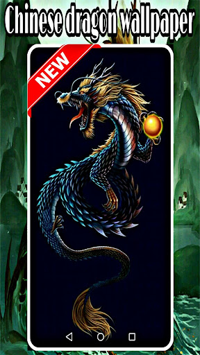 Chinese Dragon Wallpaper App Report On Mobile Action App