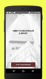 Credit Report- screenshot thumbnail