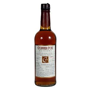 Copper fox RYE whisky Julhès