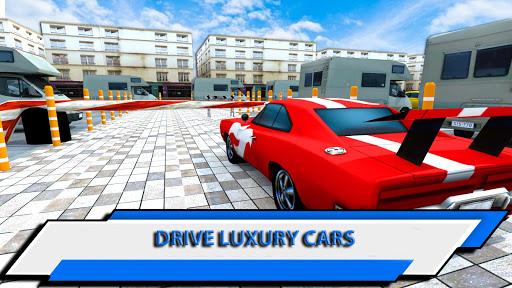 Car Parking Garage Adventure 3D: Free Games 2020 modavailable screenshots 5