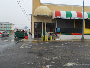 Photo: Most places were closed in Seaside Height, N.J,