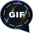 Funny Gif for Whatsapp 2018 icon