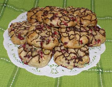 Cranberry Chip Cookies