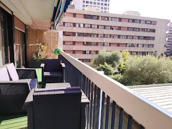 Appartement 2 pièces 45,21 m2