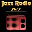 Jazz Radio 24/7 icon