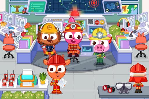 Papo Town Fire Department screenshot 4