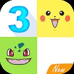 Tuiles Piano Pokémon Edition Icon
