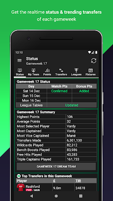 Fantasy Football Manager for Premier League (FPL)のおすすめ画像4