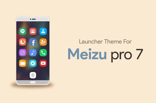 Theme for Meizu Pro 7 1.0.2 screenshots 1