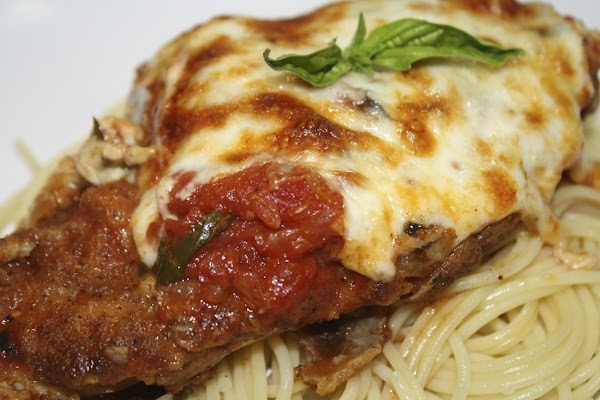 Chicken Parm For Date Night Recipe
