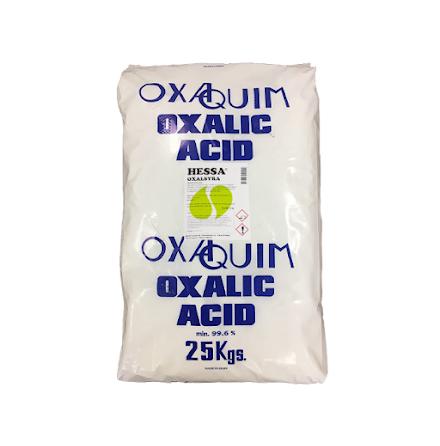 Oxalsyra 25kg