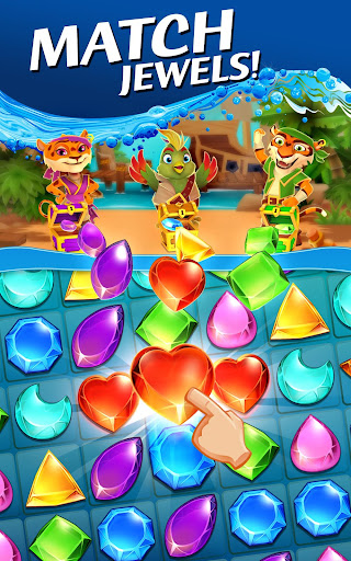 Pirate Puzzle Blast - Match 3 Adventure apkdebit screenshots 7