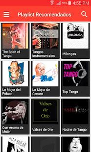 Tango Music Online