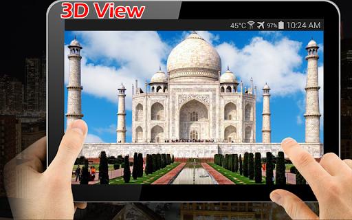 Earth Map Live GPS: Street View Navigation Transit 1.2.9 screenshots 6