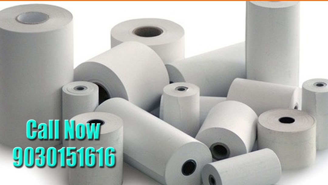 Thermal Paper Roll Dealers In Hyderabad - Thermal Paper