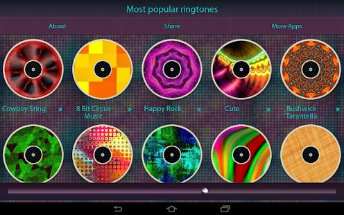 Beliebteste Klingeltöne Screenshot 8