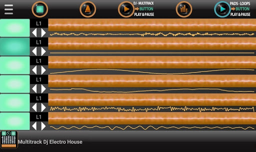 Multitrack Dj Electro House