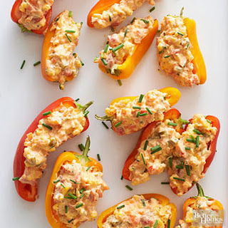 Pimiento Cheese Poppers