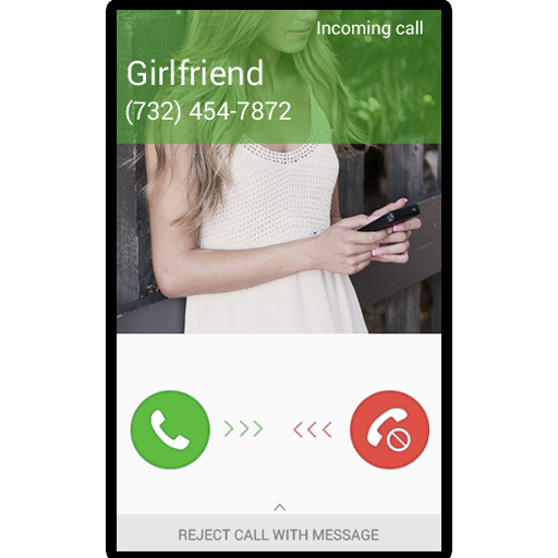 Fake Call Girlfriend prank file APK for Gaming PC/PS3/PS4 Smart TV