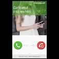 Fake Call Girlfriend prank