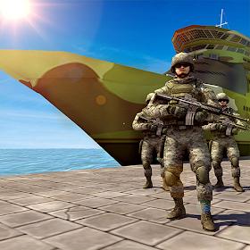 US Army Ship Simulator 2018