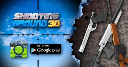 Shooting Ground 3D: God of Shooting Apk 1