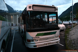 Photo: PX 26061 i Odda, 03.08.2008.