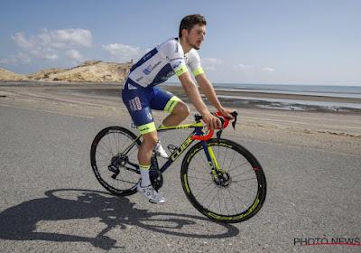 Alfdan De Decker moet ook opgeven in Ronde van Oman