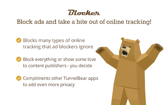 TunnelBear Blocker