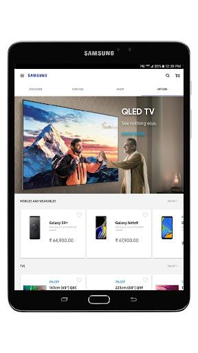 Samsung Shop screenshots 12