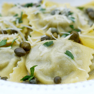 Spinach Cheese Ravioli Sauce Recipes.