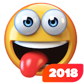 Smiley - Flirt Emoji & Animated Emoticon for Adult