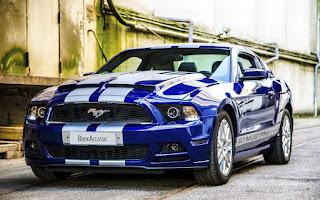 Ford Mustang Mod. 2013 Rent Deutschlandweit