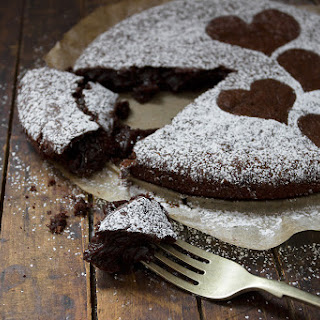 Swedish Goey Chocolate Cake Recipe