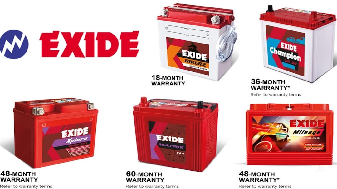 Exide Car Battery >> Exide Battery Exclusive Shop Noida Car Battery Store In Noida