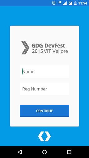 GDG VIT DevFest'15