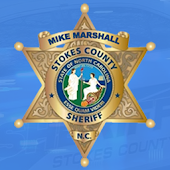 Stokes County NC Sheriff