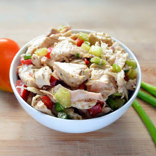 Supremely Simple Dairy-free Dijon Chicken Salad.