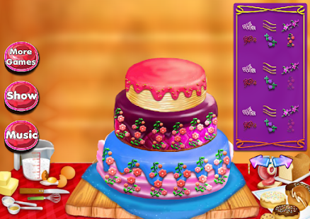cake decoration games for kids cake decorating cooking apps on play 11963