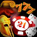 Roman Casino - Slots & Poker icon