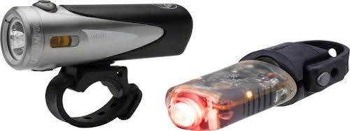 Light and Motion Urban 700 + Vibe Pro Tundra Rechargeable Headlight and Taillight Set