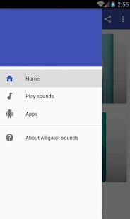 Alligator sounds - náhled