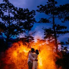 Wedding photographer Van Tran (ambient). Photo of 01.10.2018