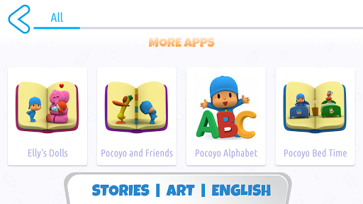 Pocoyo House: best videos and apps for kids screenshots 16