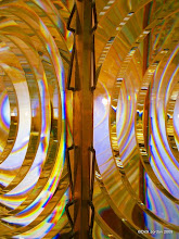 Photo: Fresnel Lens, Cape Blanco Lighthouse, Oregon